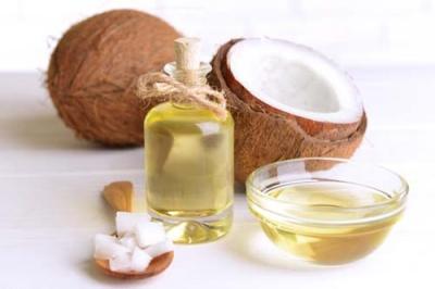 Масло кокосовое рафинированное отбеленное дезодорированное
