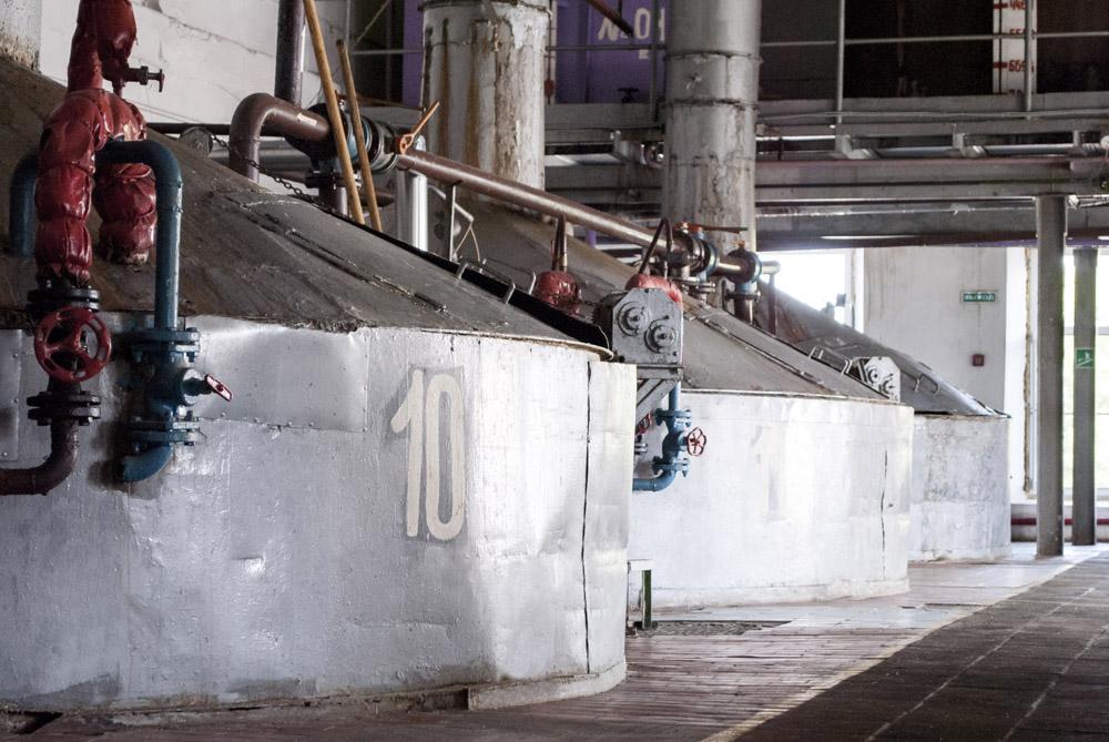 Заводы по изготовлению мыла